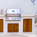 Барбекю-гриль для дачи: обзор современных моделей для максимально вкусного и комфортного отдыха фото