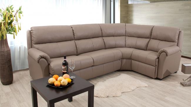Угловой диван-кровать Глория