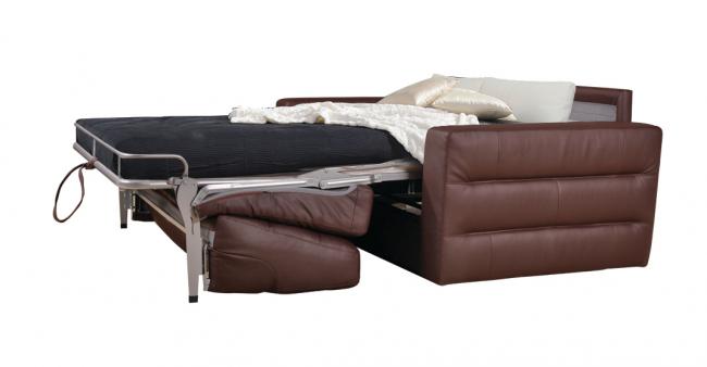 Флоренция диван-кровать в разложенном виде