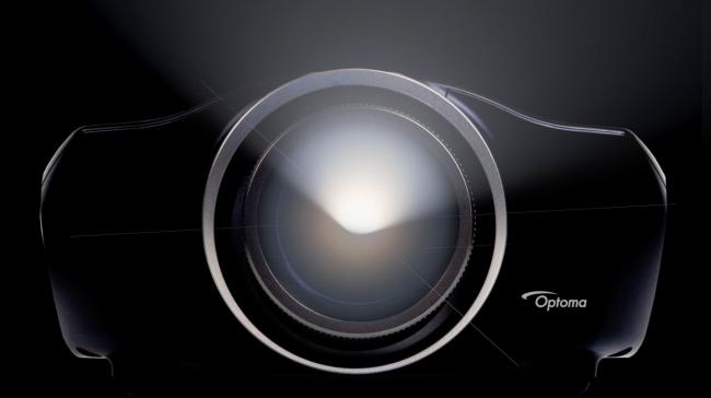 Optoma HD91 1080p LED проектор для систем домашнего кинотеатра
