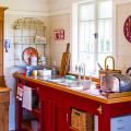 Буфеты для кухни: 100 уютных идей в стиле кантри, прованс и шебби-шик фото
