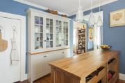 Фото 8 Буфеты для кухни: 100 уютных идей в стиле кантри, прованс и шебби-шик