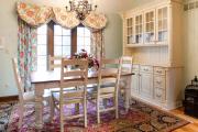 Фото 11 Буфеты для кухни: 100 уютных идей в стиле кантри, прованс и шебби-шик