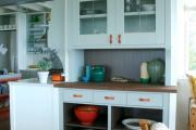 Фото 24 Буфеты для кухни: 100 уютных идей в стиле кантри, прованс и шебби-шик