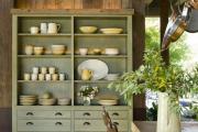 Фото 26 Буфеты для кухни: 100 уютных идей в стиле кантри, прованс и шебби-шик