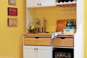 Фото 30 Буфеты для кухни: 100 уютных идей в стиле кантри, прованс и шебби-шик