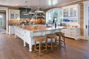 Фото 33 Буфеты для кухни: 100 уютных идей в стиле кантри, прованс и шебби-шик