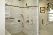 Фото 6 Настенные держатели для душа: как выбрать оптимальную модель для ванной?