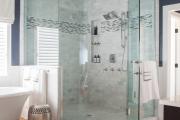 Фото 7 Настенные держатели для душа: как выбрать оптимальную модель для ванной?