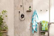 Фото 18 Настенные держатели для душа: как выбрать оптимальную модель для ванной?