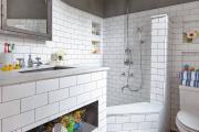 Фото 25 Настенные держатели для душа: как выбрать оптимальную модель для ванной?
