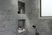 Фото 26 Настенные держатели для душа: как выбрать оптимальную модель для ванной?