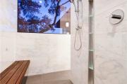 Фото 27 Настенные держатели для душа: как выбрать оптимальную модель для ванной?