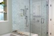 Фото 3 Настенные держатели для душа: как выбрать оптимальную модель для ванной?