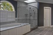 Фото 4 Настенные держатели для душа: как выбрать оптимальную модель для ванной?
