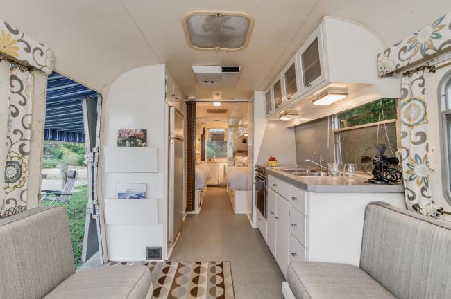 Некоторые автодома по удобству с легкостью смогут заменить небольшой стационарный дом