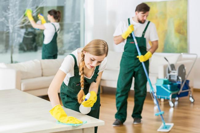 Генеральная уборка после ремонта – необходимое и очень трудоемкое мероприятие