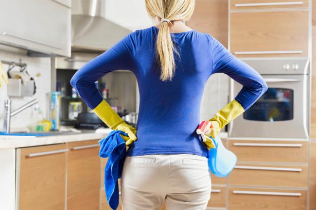 Перед уборкой необходимо внимательно осмотреть фронт работы и проанализировать последовательность действий