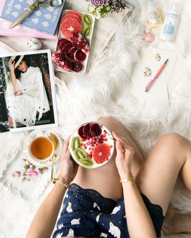 Йогурт стал очень популярен среди любителей здорового образа жизни