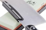 Фото 19 Как правильно точить ножи бруском: советы экспертов для идеальной остроты кухонных и охотничьих ножей