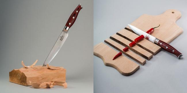 Хороший кухонный нож в корне меняет представление о привычной нарезке и разделке