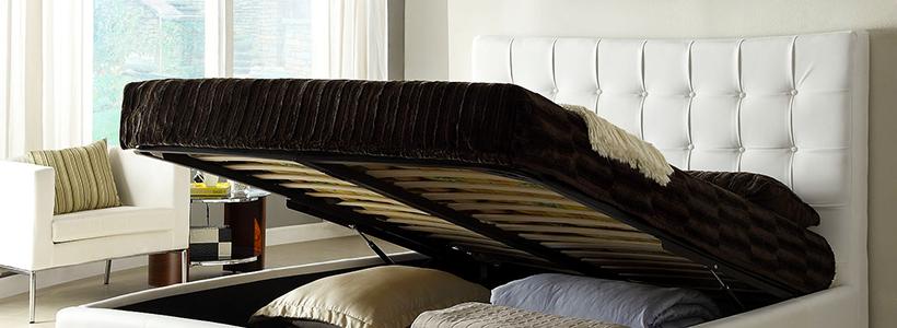 Кровать с подъемным механизмом: 80+ удобных вариантов для максимальной экономии пространства