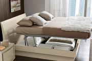 Фото 1 Кровать с подъемным механизмом: 80+ удобных вариантов для максимальной экономии пространства
