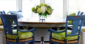 Подушки для сидения на стуле (110 фото): все тонкости выбора идеальной ортопедической и декоративной подушки фото