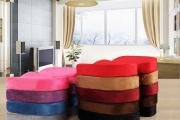 Фото 1 Подушки для сидения на стуле (110 фото): все тонкости выбора идеальной ортопедической и декоративной подушки