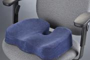 Фото 18 Подушки для сидения на стуле: все тонкости выбора идеальной ортопедической и декоративной подушки
