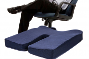 Фото 4 Подушки для сидения на стуле: все тонкости выбора идеальной ортопедической и декоративной подушки