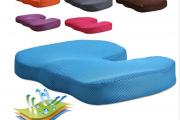 Фото 23 Подушки для сидения на стуле: все тонкости выбора идеальной ортопедической и декоративной подушки