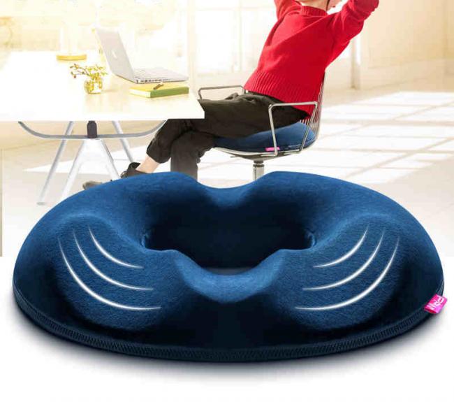 Круглая подушка избавит от проблем с мужским здоровьем