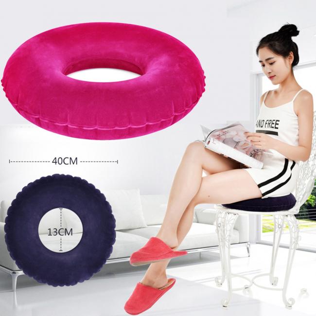 Классический размер круглых подушек с ортопедическим эффектом