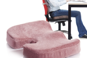 Фото 12 Подушки для сидения на стуле: все тонкости выбора идеальной ортопедической и декоративной подушки