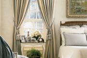 Фото 44 Портьеры для спальни: 90+ элегантных идей для спальной комнаты и советы по выбору