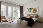 Фото 46 Портьеры для спальни: 90+ элегантных идей для спальной комнаты и советы по выбору