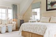Фото 48 Портьеры для спальни: 90+ элегантных идей для спальной комнаты и советы по выбору
