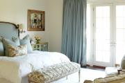 Фото 7 Портьеры для спальни: 90+ элегантных идей для спальной комнаты и советы по выбору