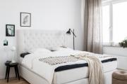 Фото 9 Портьеры для спальни: 90+ элегантных идей для спальной комнаты и советы по выбору