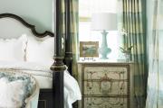 Фото 22 Портьеры для спальни: 90+ элегантных идей для спальной комнаты и советы по выбору