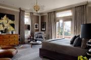 Фото 23 Портьеры для спальни: 90+ элегантных идей для спальной комнаты и советы по выбору