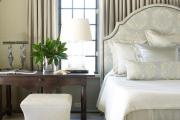 Фото 24 Портьеры для спальни: 90+ элегантных идей для спальной комнаты и советы по выбору