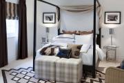 Фото 26 Портьеры для спальни: 90+ элегантных идей для спальной комнаты и советы по выбору