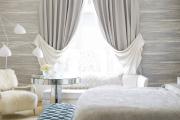 Фото 27 Портьеры для спальни: 90+ элегантных идей для спальной комнаты и советы по выбору