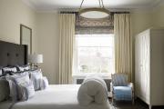 Фото 31 Портьеры для спальни: 90+ элегантных идей для спальной комнаты и советы по выбору