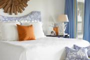 Фото 34 Портьеры для спальни: 90+ элегантных идей для спальной комнаты и советы по выбору