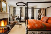 Фото 35 Портьеры для спальни: 90+ элегантных идей для спальной комнаты и советы по выбору