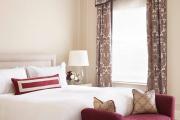 Фото 38 Портьеры для спальни: 90+ элегантных идей для спальной комнаты и советы по выбору