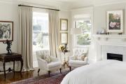 Фото 39 Портьеры для спальни: 90+ элегантных идей для спальной комнаты и советы по выбору